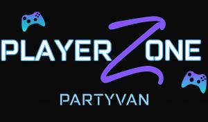 Player Zone Party Van Logo